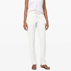 LULULEMON   On The Fly Pant Tall * Woven